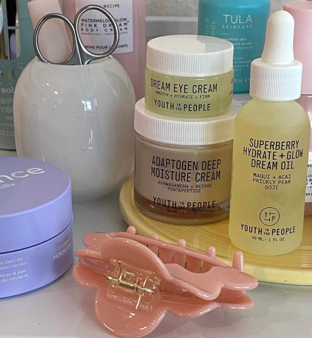 college beauty essentials